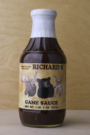 19 Oz Game Sauce by the Case